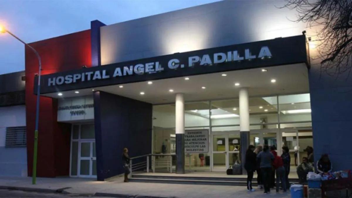 Un peligroso delincuente se escapó del hospital Padilla