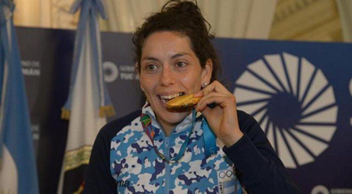 Cynthia Pinto nominada a los Premios Olimpia
