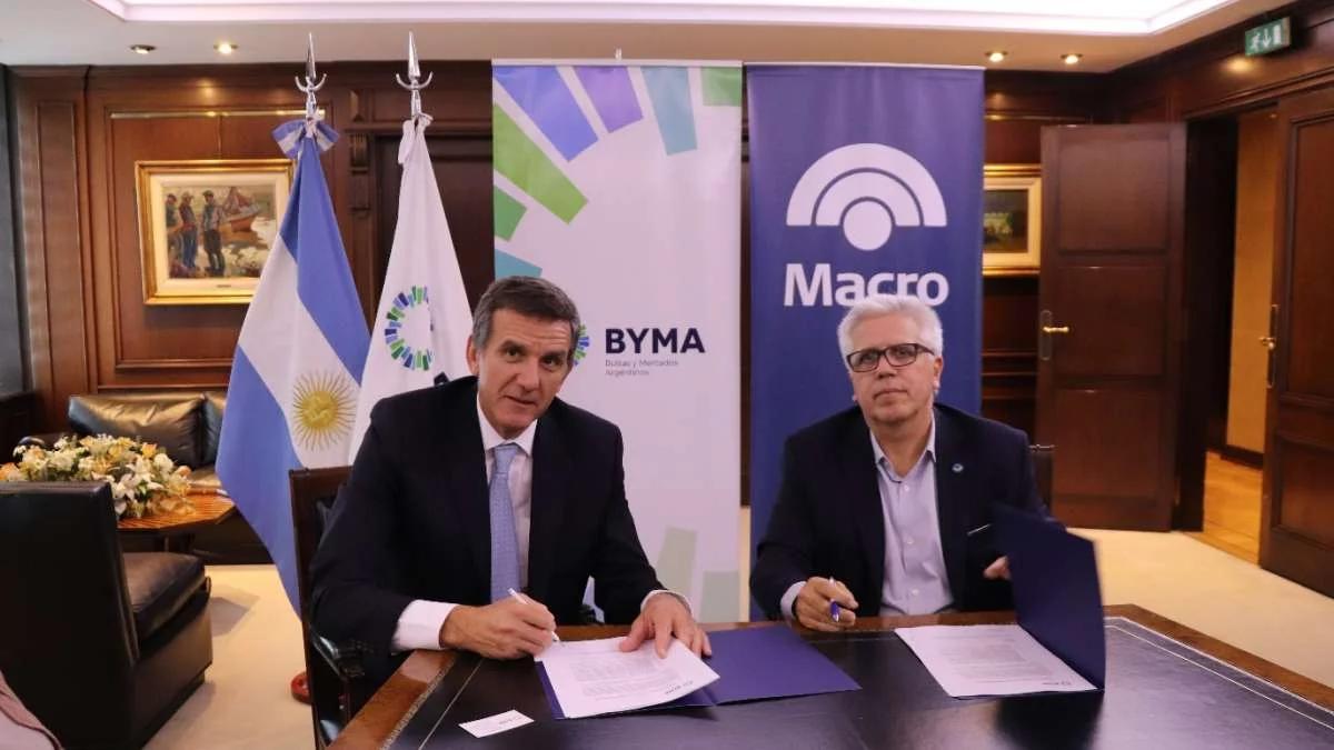 Banco Macro ingresó al Panel de Gobierno Corporativo de BYMA