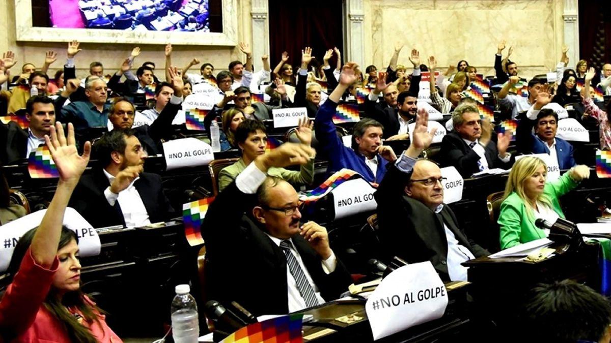 La oposición criticó con dureza la cadena nacional de Macri