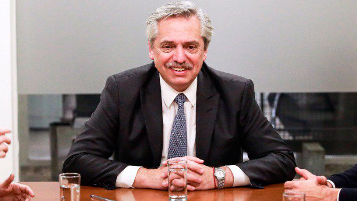 Alberto Fernández dará a conocer su Gabinete