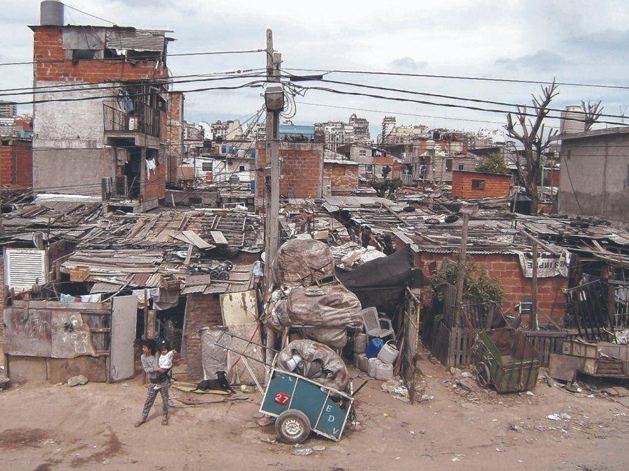 Hace más de 30 años en la Argentina tenemos una pobreza estructural