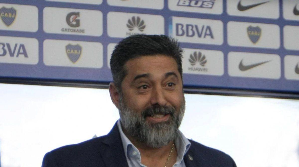 Angelici termina su mandato en Boca.