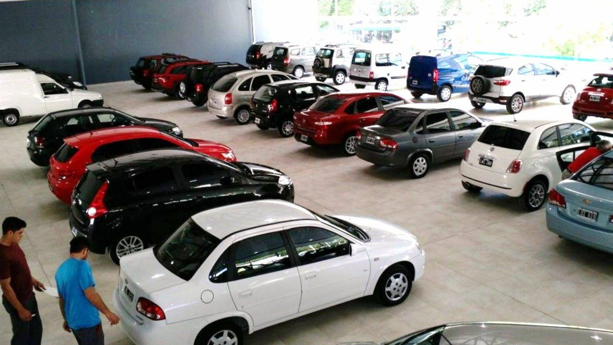 La venta de autos usados creció 1,7% en noviembre