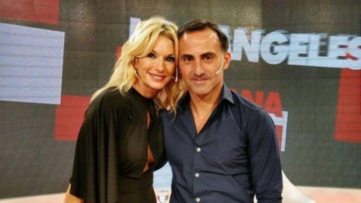 Diego Latorre y Yanina Latorre anuncian su separación tras 25 años de matrimonio