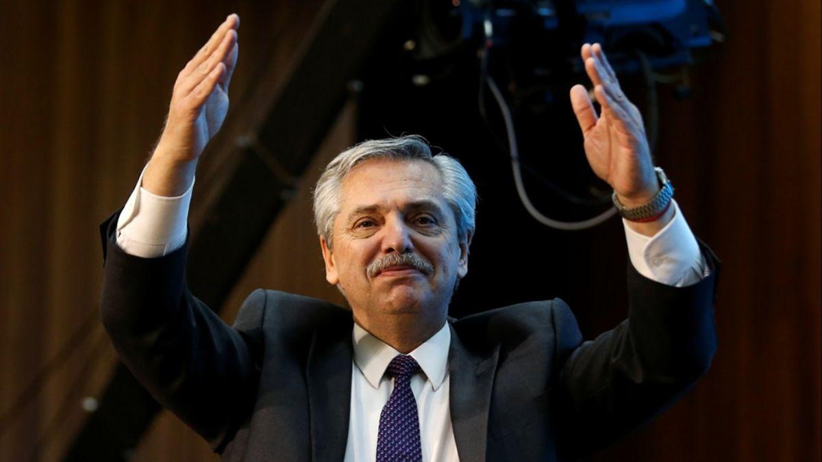 ¿Cómo será la ceremonia de asunción de Alberto Fernández?
