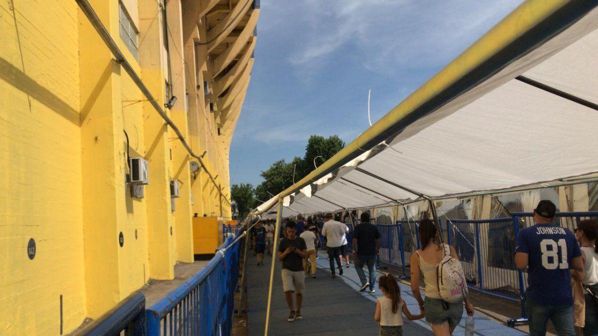 Cerraron los comicios en Boca con un récord de casi 40 mil votantes