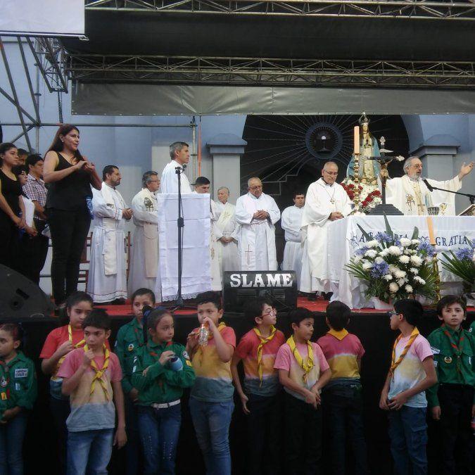 Actividades en honor a la Virgen Inmaculada Concepción