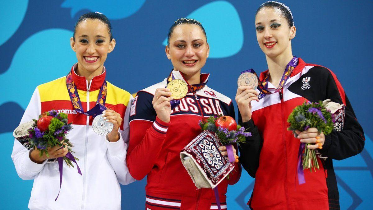 Rusia siempre tuvo deportistas que alcanzaron medallas de oro en los Juegos Olímpicos.