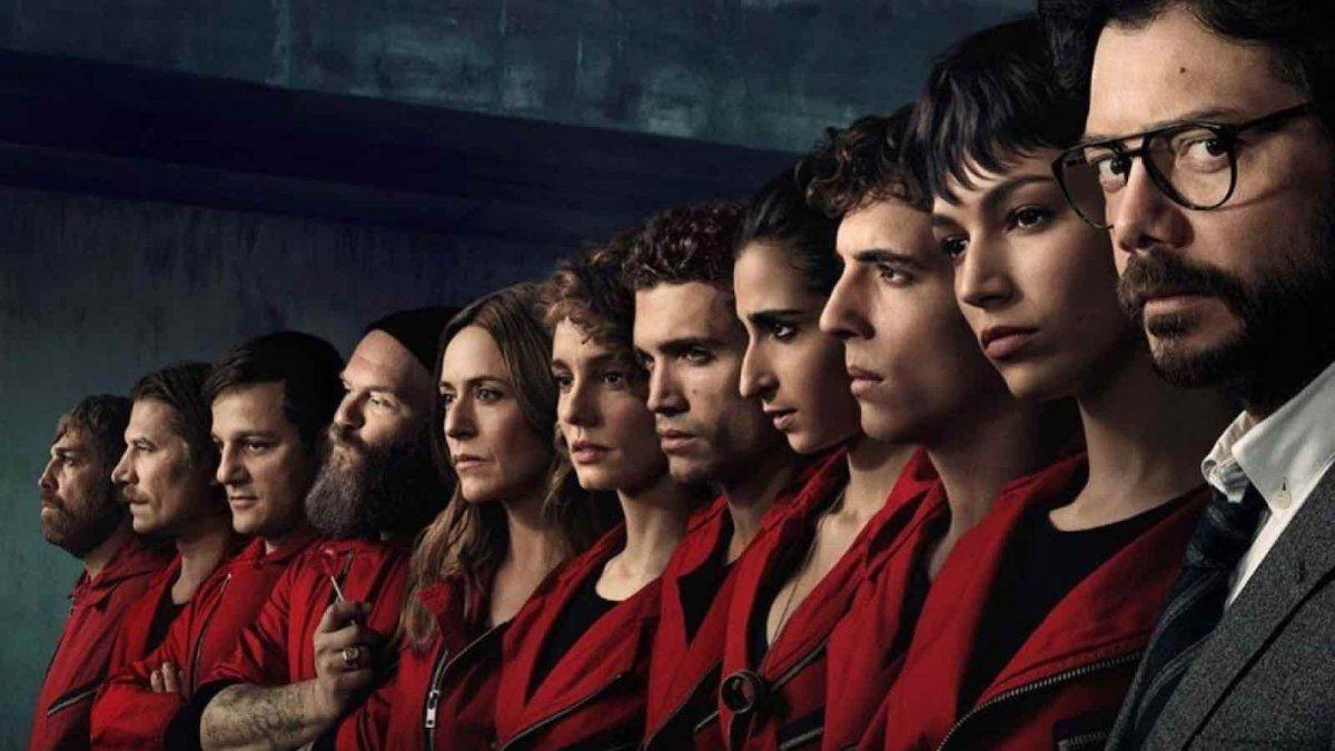 Ya tiene fecha la cuarta temporada de La casa de papel