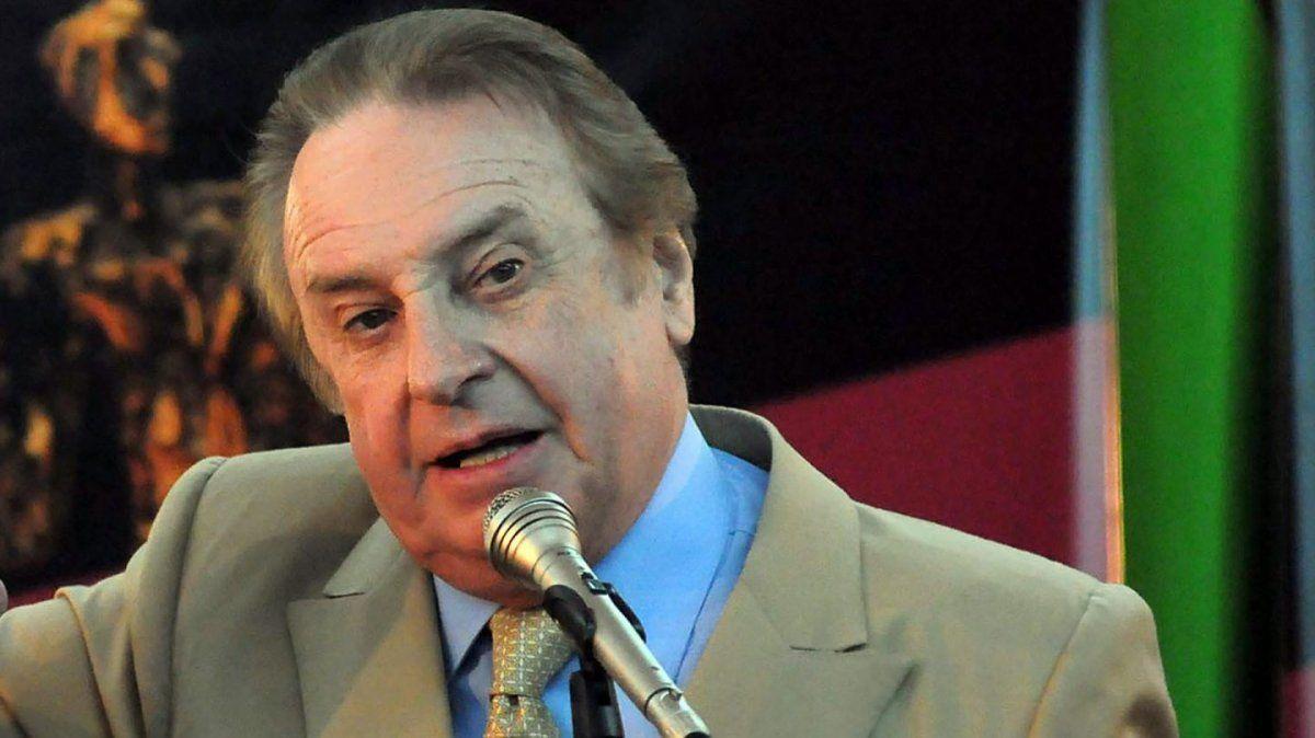A los 83 años, falleció el actor Santiago Bal