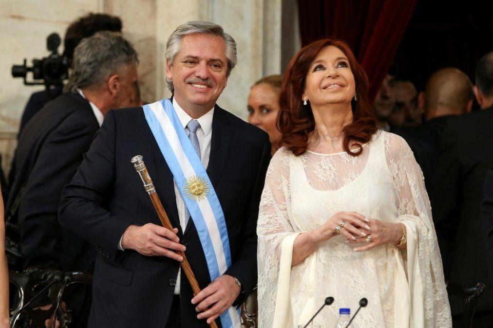 Alberto Fernández presidente: Vengo a convocar a la unidad de toda la Argentina
