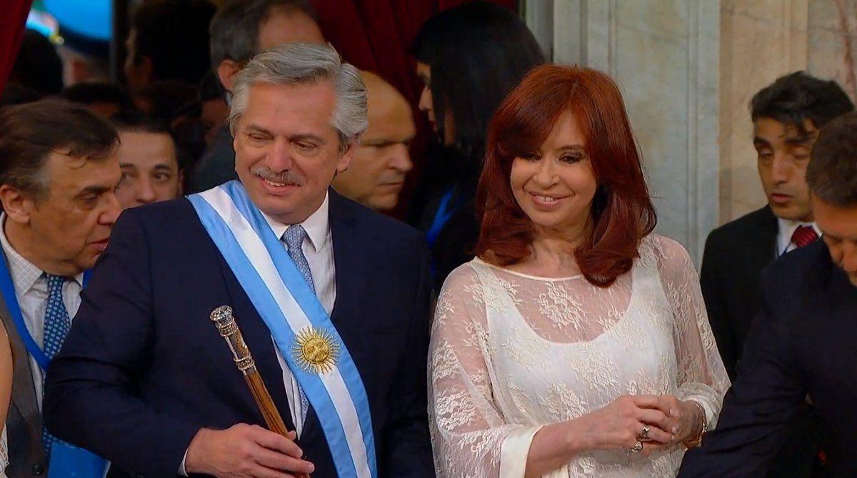 Fernández dijo que no se puede pagar deuda si el país no crece