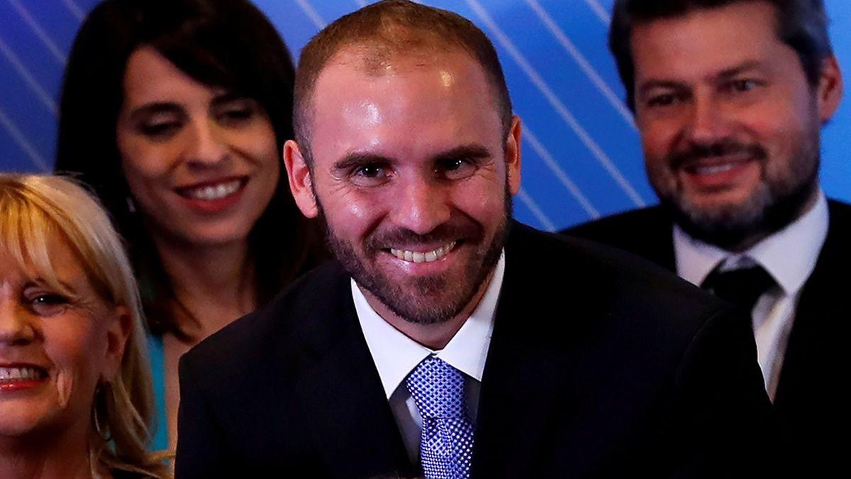 Martín Guzmán brindará hoy su primera conferencia de prensa