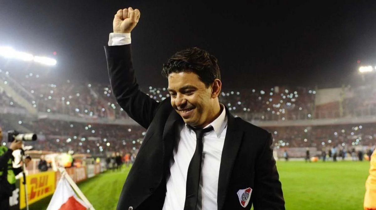Gallardo seguirá como entrenador de River en 2020