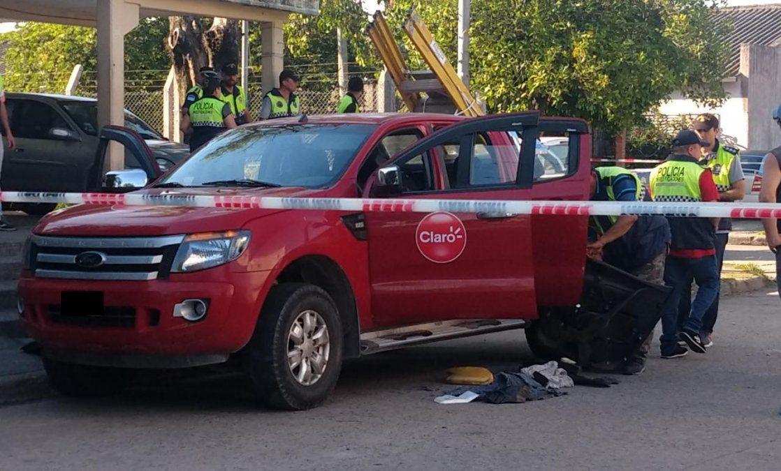 Secuestraron una camioneta con sustancias