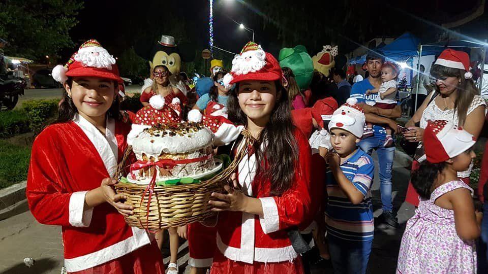 Ya se celebra la Navidad en Famaillá