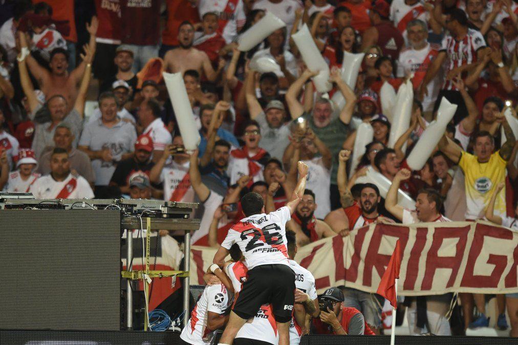 River fue el de siempre, derrotó a Central Córdoba y es el campeón