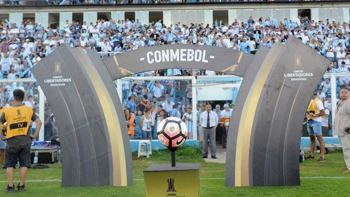 Este martes se conocerá el rival de Atlético en la Copa Libertadores