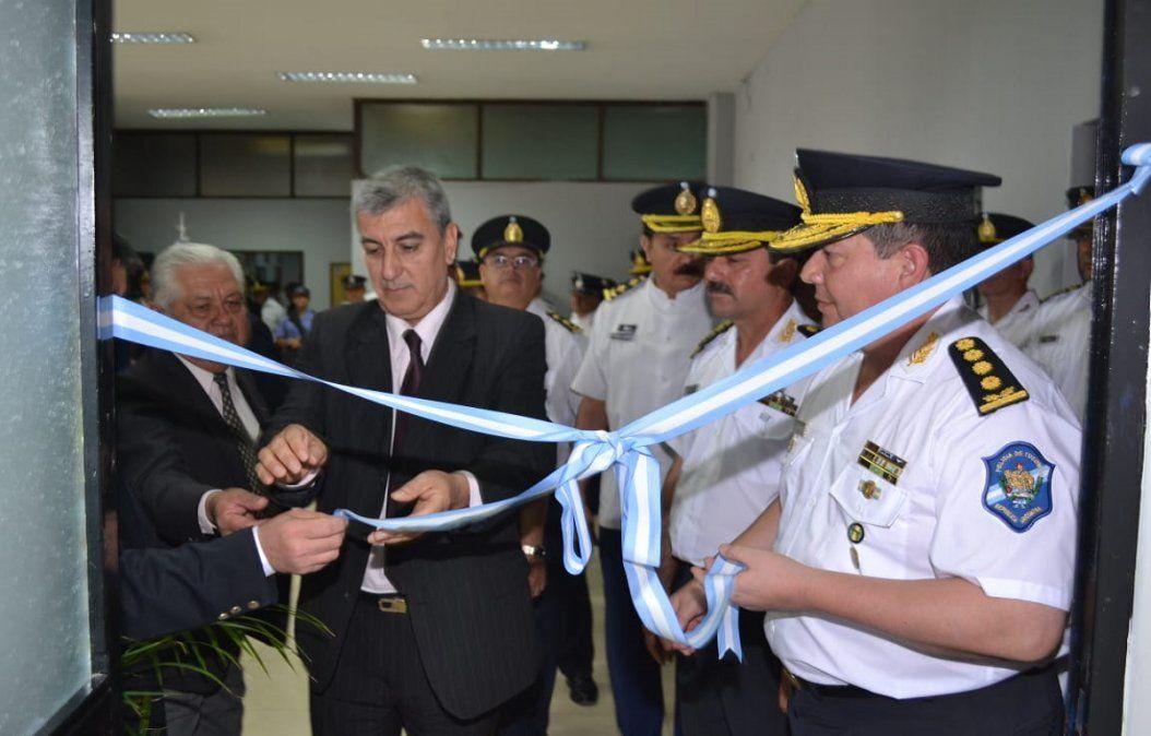 Personal retirado de la Policía y el Servicio Penitenciario con nuevas oficinas