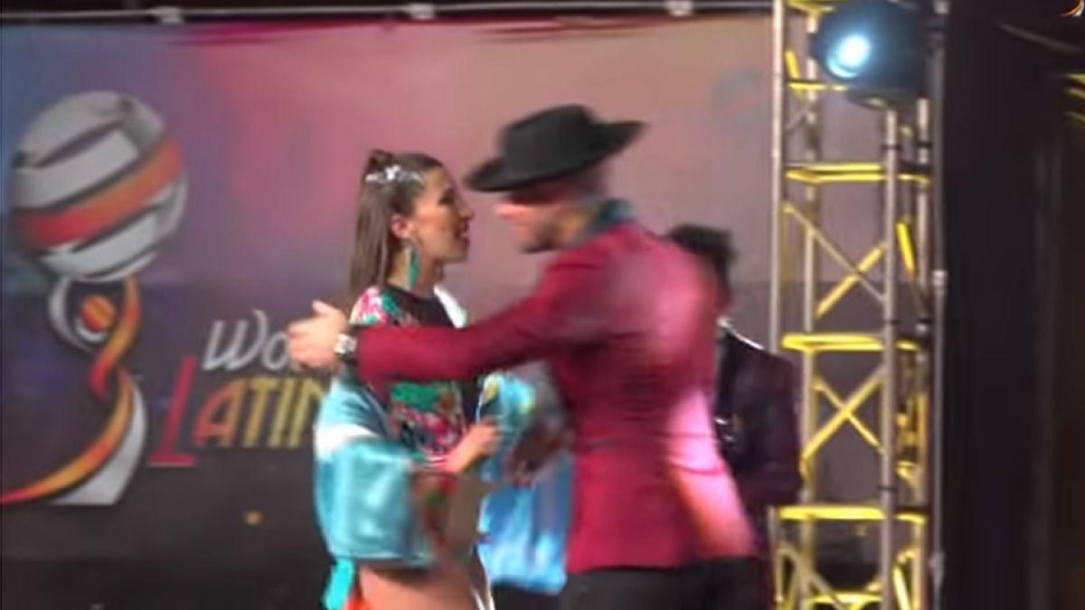 Una joven taficeña se coronó campeona mundial de bachata