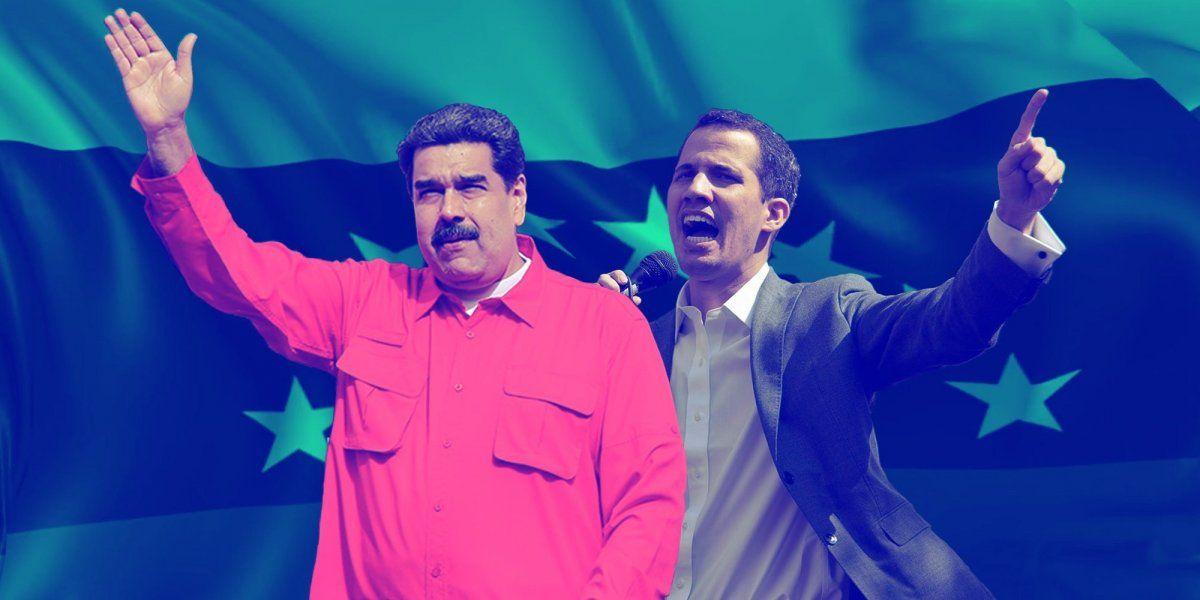 Maduro ordenó el arresto de Guaidó