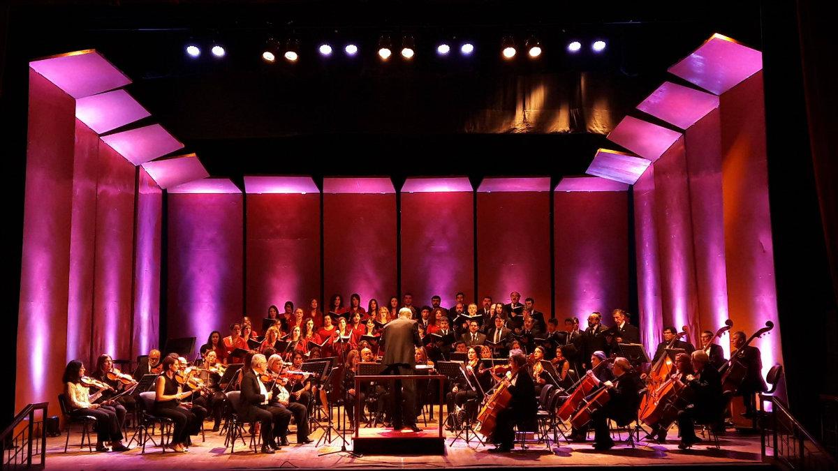 En la Peatonal se presentará el Concierto sinfónico coral