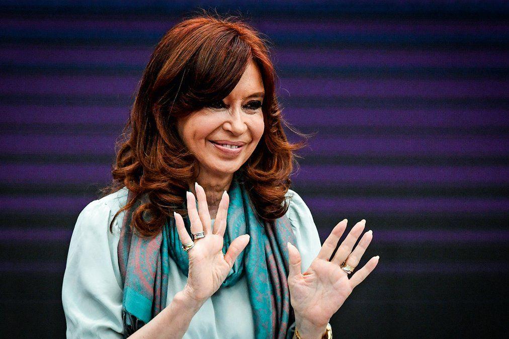 Cristina, sobreseída en la causa por insolvencia fraudulenta
