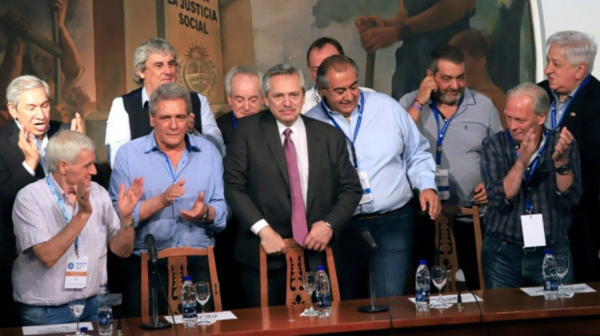 El presidente y los sindicalistas volverán a verse las caras.