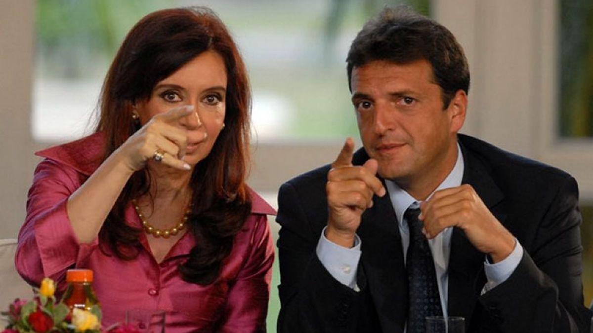Massa y Cristina congelaron los sueldos de los diputados y senadores