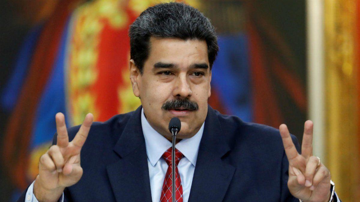 Nicolás Maduro opinó sobre el nuevo Gobierno