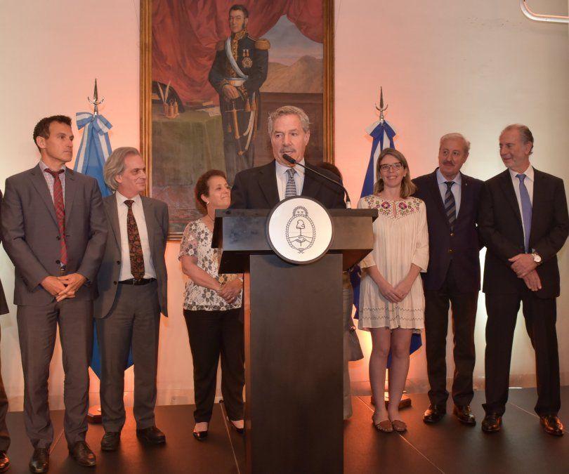 El Gobierno argentino repudió los incidentes en Venezuela