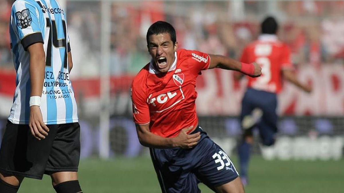 Racing sumó a un ex jugador de Independiente como tercer refuerzo