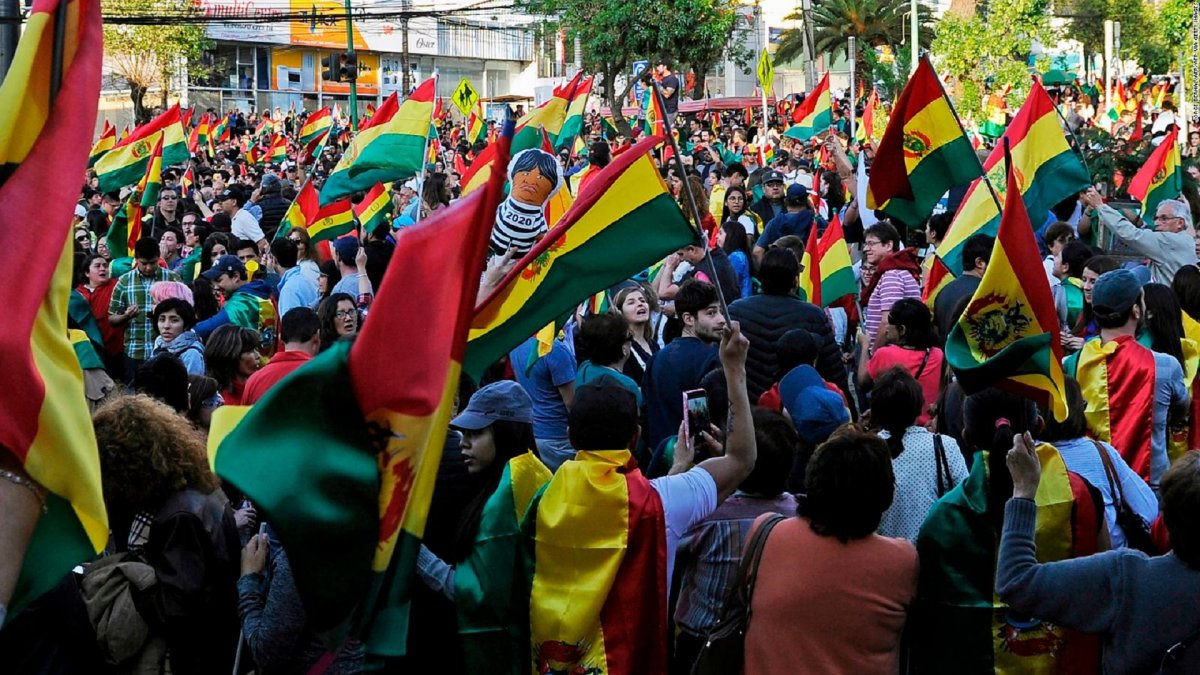 Bolivia elegirá presidente el 3 de mayo