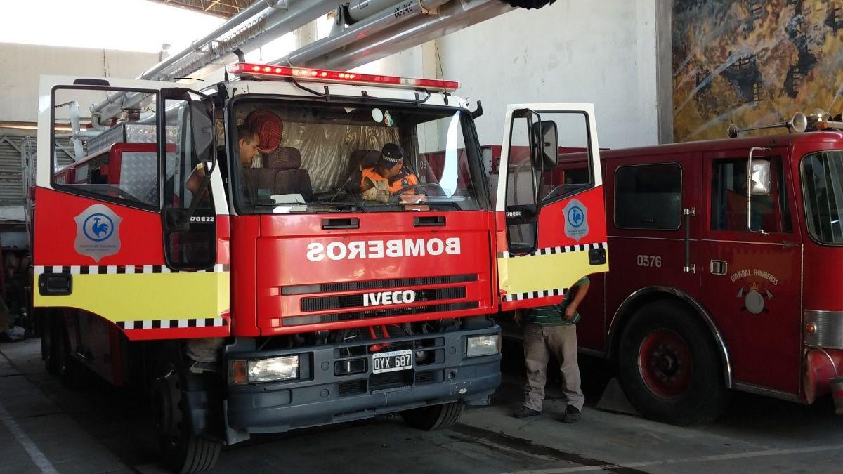 Bomberos de Tucumán intervinieron en más de 250 incendios en 2019