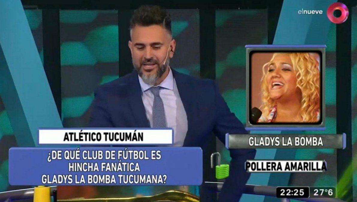 San Martín de Tucumán no es, incluso no sé si es club