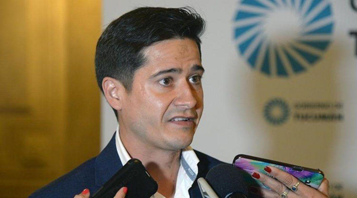 Luciano Chincarini cuestionó a dirigentes de Cambiemos en Tucumán