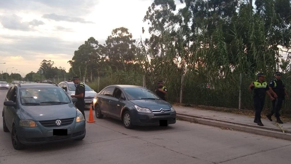 Despliegan el operativo Antiescruches para evitar robos