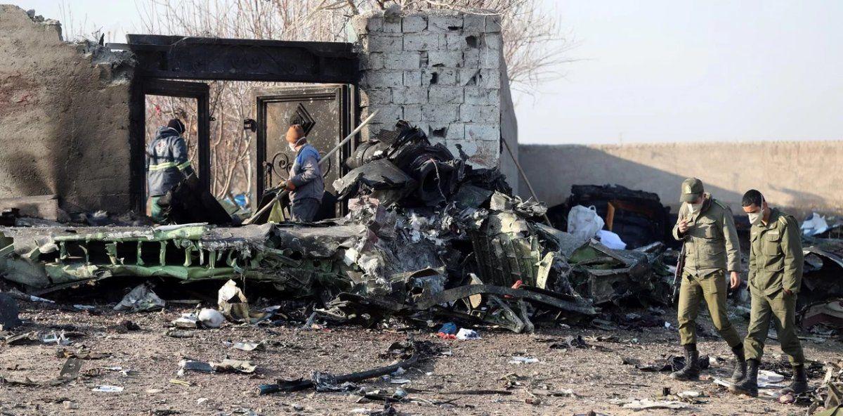 Ucrania exige justicia y una indemnización por los daños de Irán