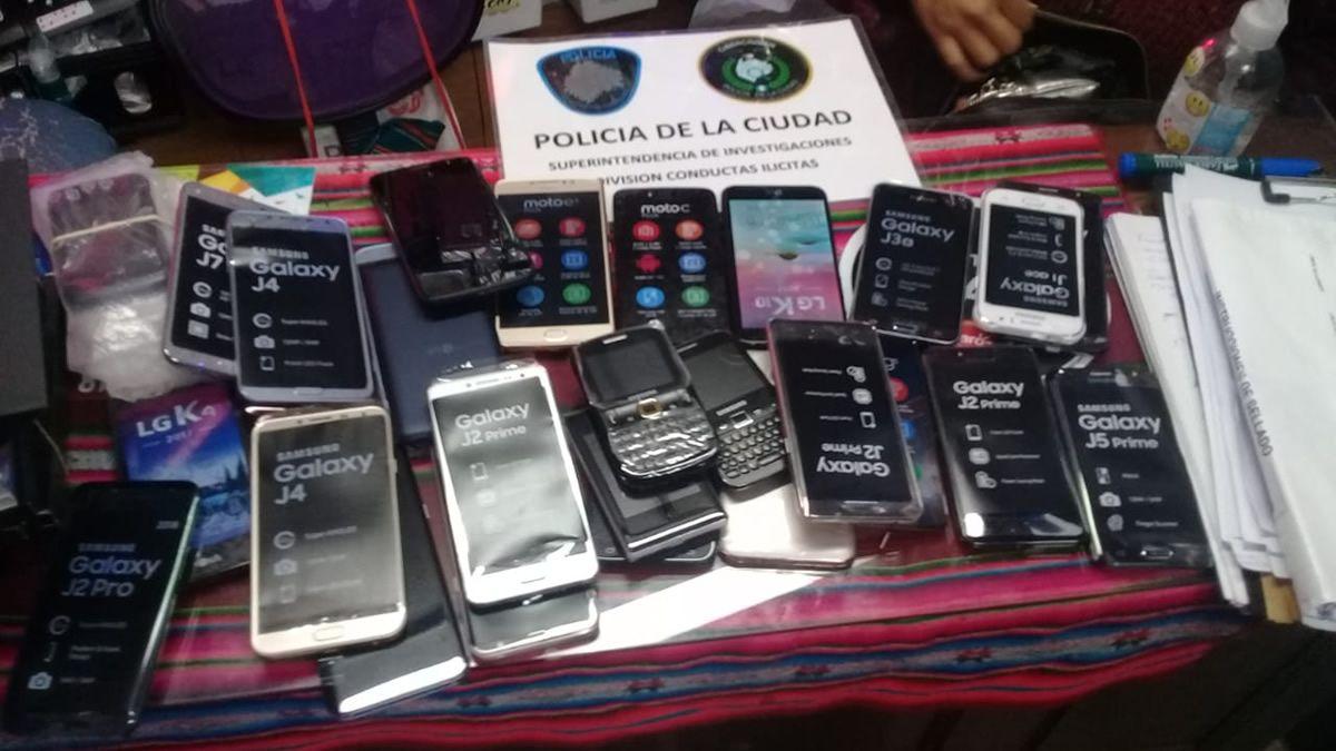 El delito más temido: roban un celular cada dos minutos