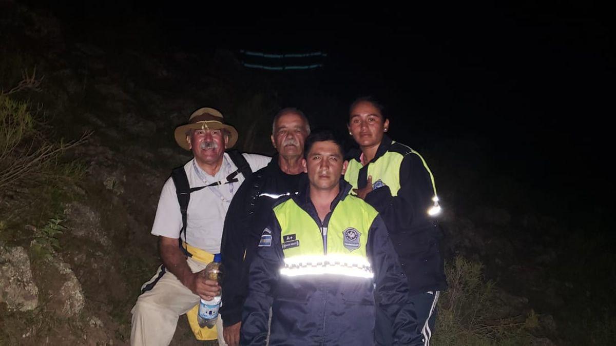 Tras rescatar a 11 personas en la montaña, la Policía da sugerencias