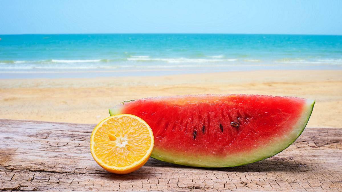 ¿Cuáles son los alimentos aliados para consumir en verano?