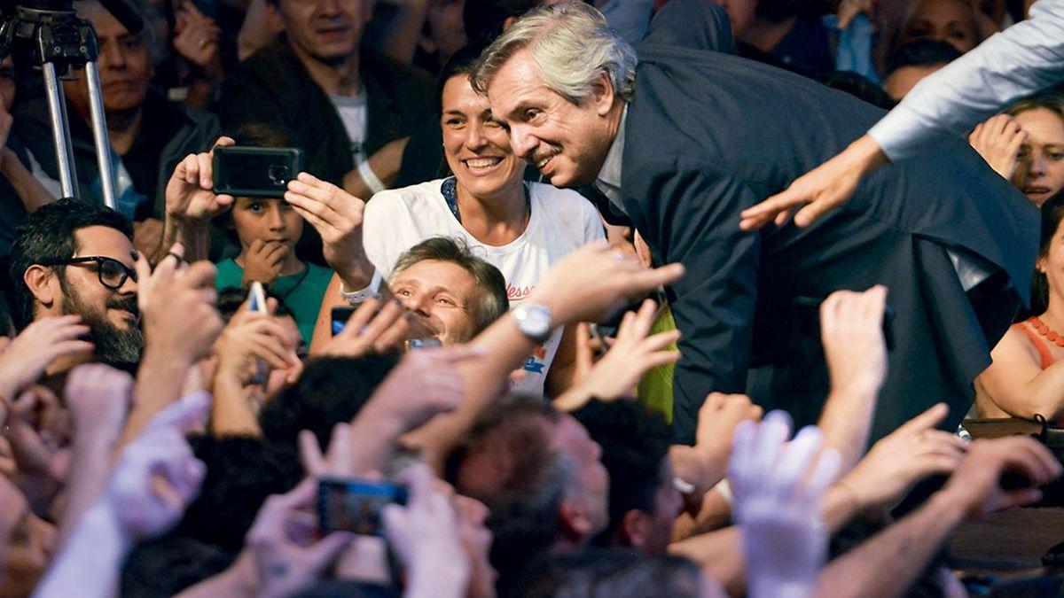 Alberto Fernández aumentó la imagen positiva y se acerca al 60%