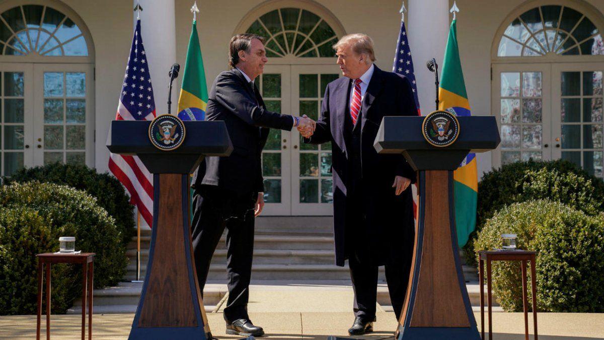 EEUU apoyará el ingreso de Brasil a la OCDE en lugar de Argentina