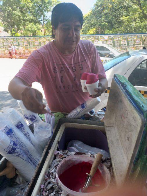 Helado tradicional o achilata ¿qué eligen los tucumanos?