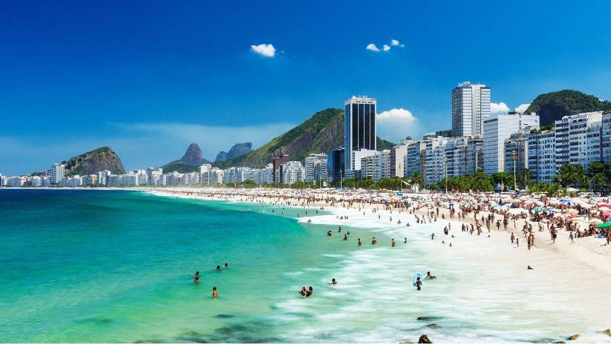 Un turista argentino murió ahogado en una playa de Río de Janeiro
