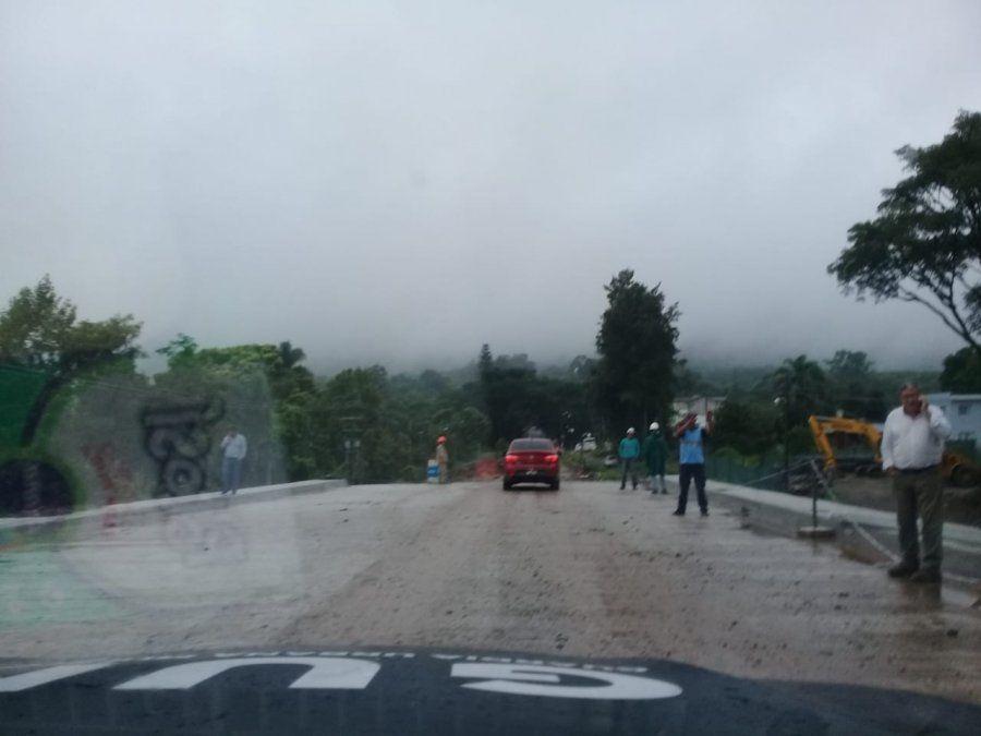 El estado actual de las rutas tras el temporal en Tucumán