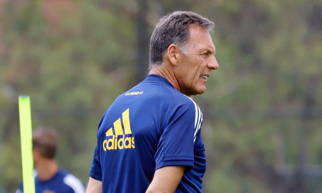 Boca y Miguel Ángel Russo ponen primera ante Universitario