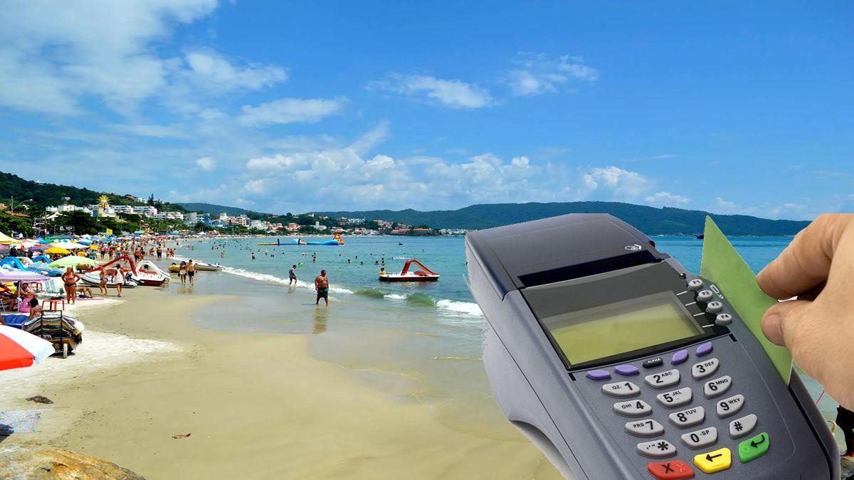 A una tucumana le clonaron su tarjeta de débito en una playa