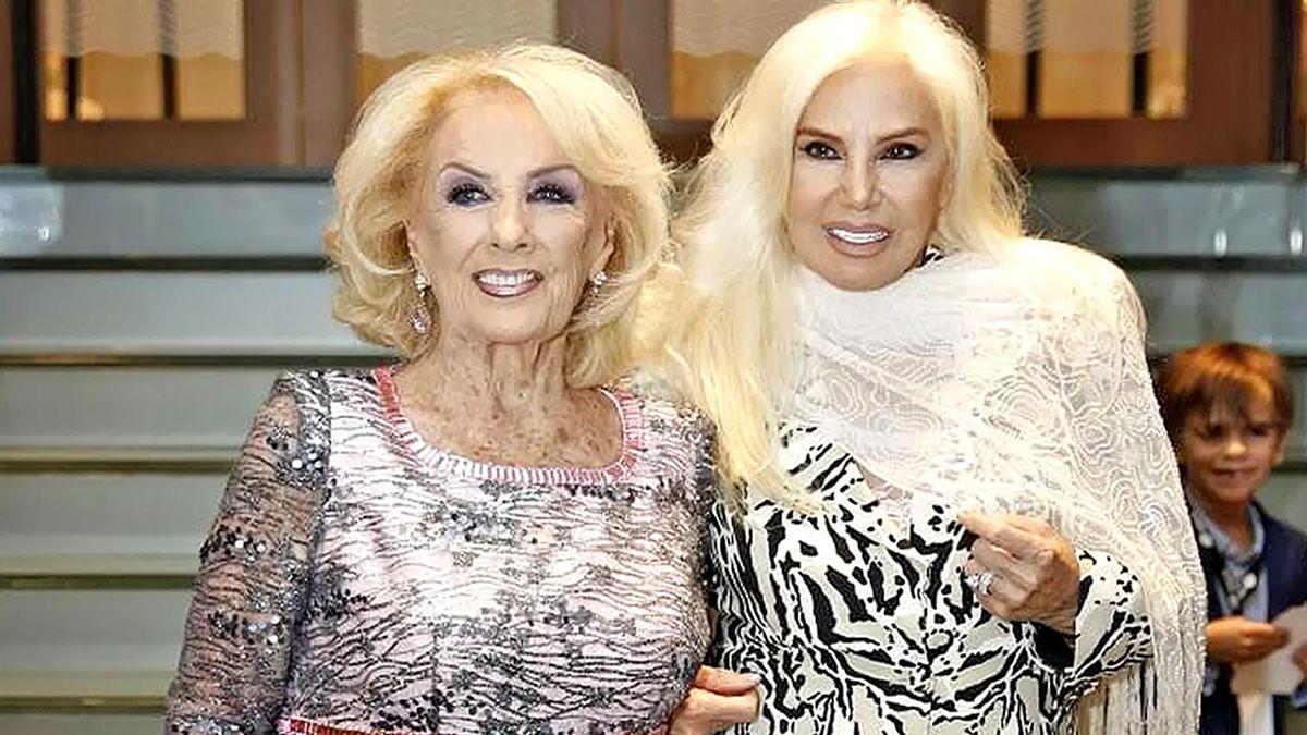 Mirtha y Susana reinauguraron el emblemático Teatro Tronador